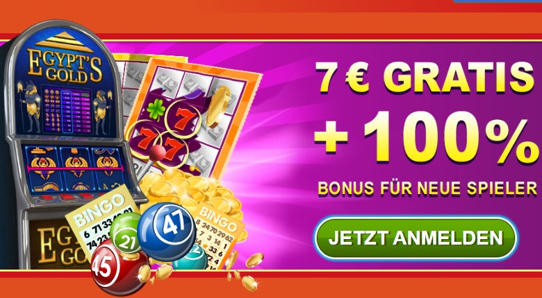 Gratorama Casino – bis zu 200€ + 7€ Bonus ohne Einzahlung